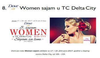 Women sajam u TC Delta City
