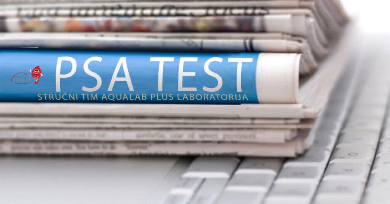 psa test prostate vrednosti