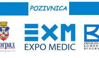 Pozivnica za Expo Medic