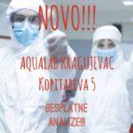 Nova laboratorija Aqualab u Kragujevcu