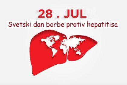 28. jul – Svetski dan borbe protiv hepatitisa